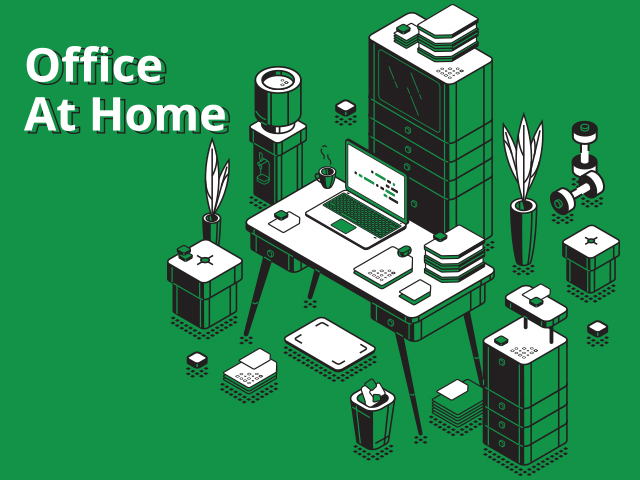 Tips for your work at home